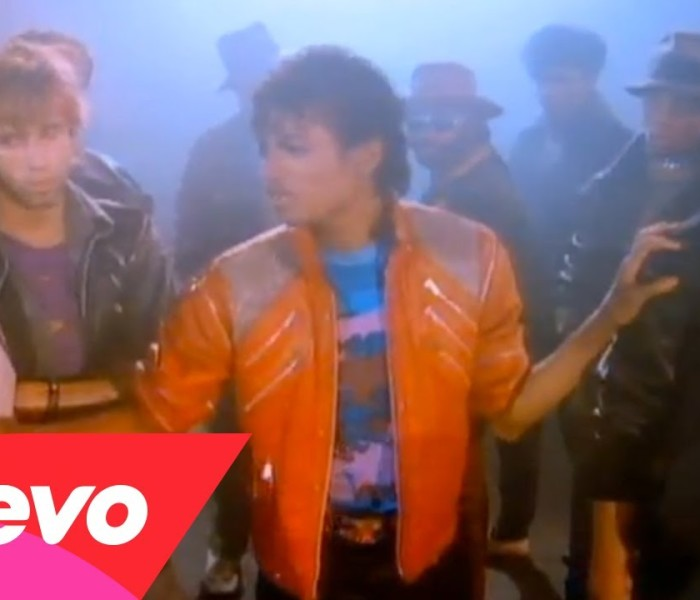 TraK of the Day: Michael Jackson