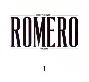 Romero - I - Cover