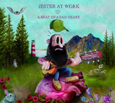 "Jester at Work, ""A Beat of Sad Heart"": la recensione"