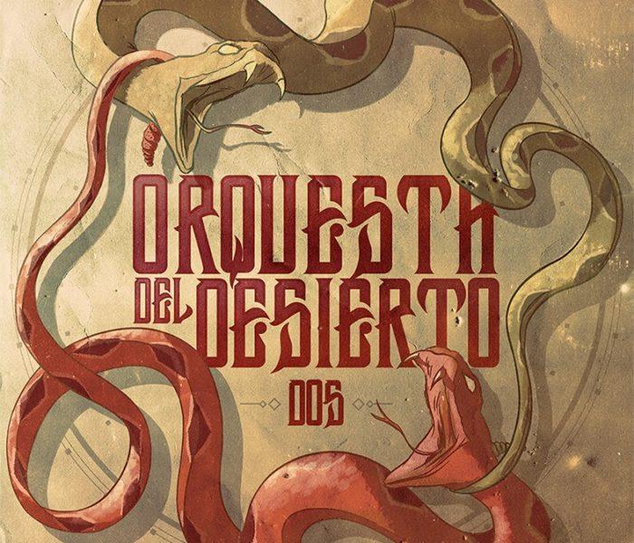 "Orquesta del Desierto, ""Dos"": la ristampa"
