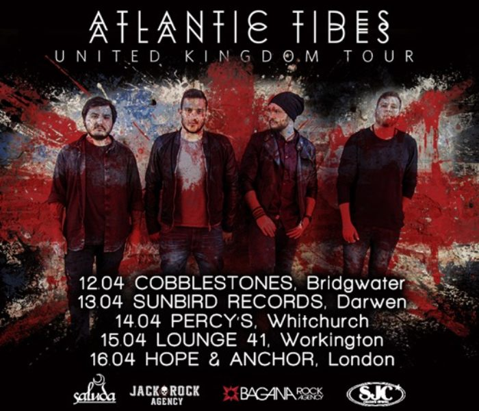 Atlantic Tides: ecco il tour in UK