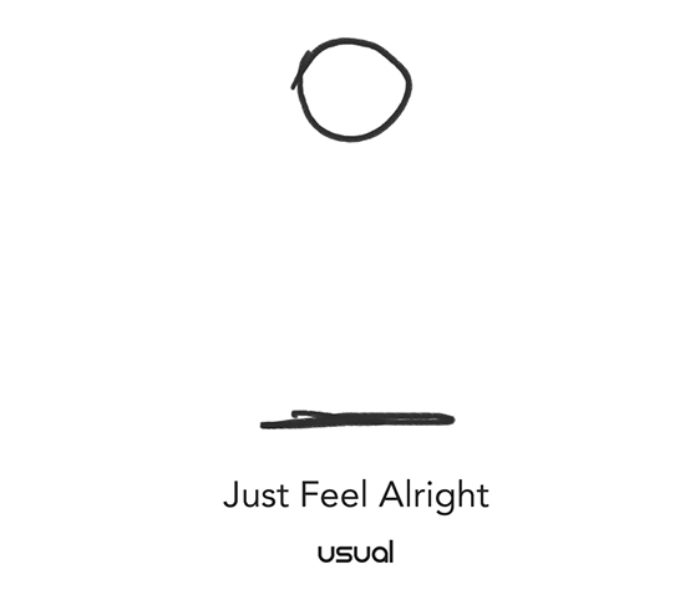 "Usual, ""Just Feel Alright"": la recensione"