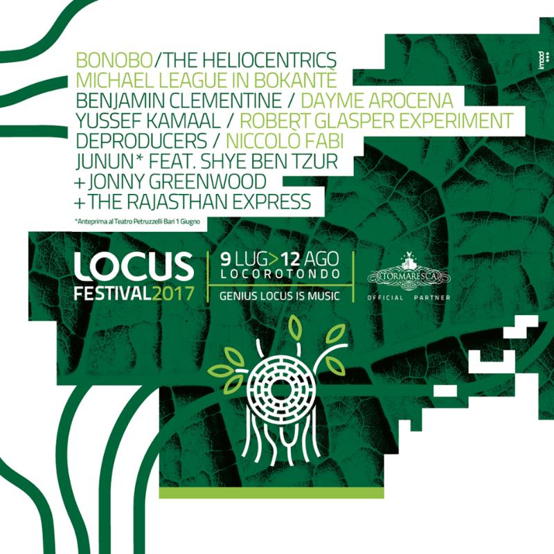 Locus Festival: annunciata la lineup completa