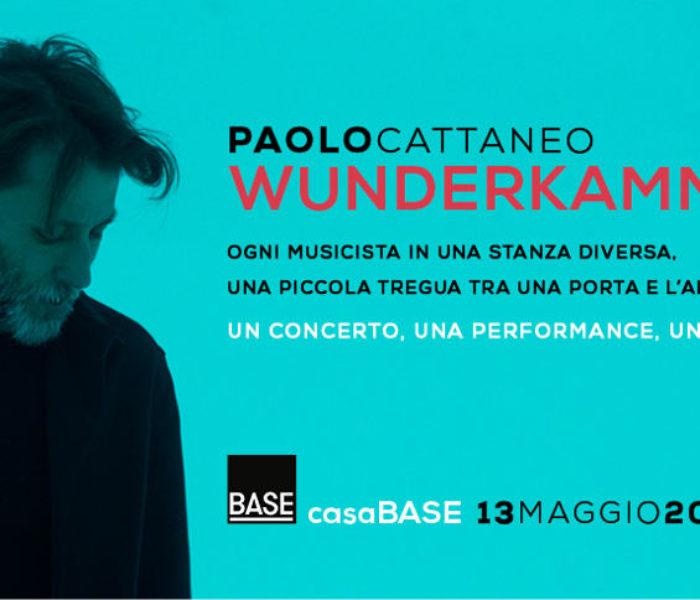 "Paolo Cattaneo: al BASE di Milano approda ""Wunderkammer"""