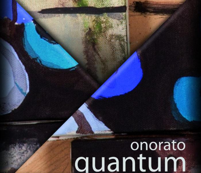 """gianCarlo Onorato: esce il 5 maggio il nuovo disco """"Quantum"""""""