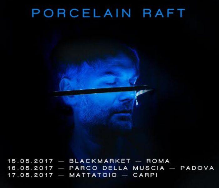 Porcelain Raft: tre date in Italia a maggio