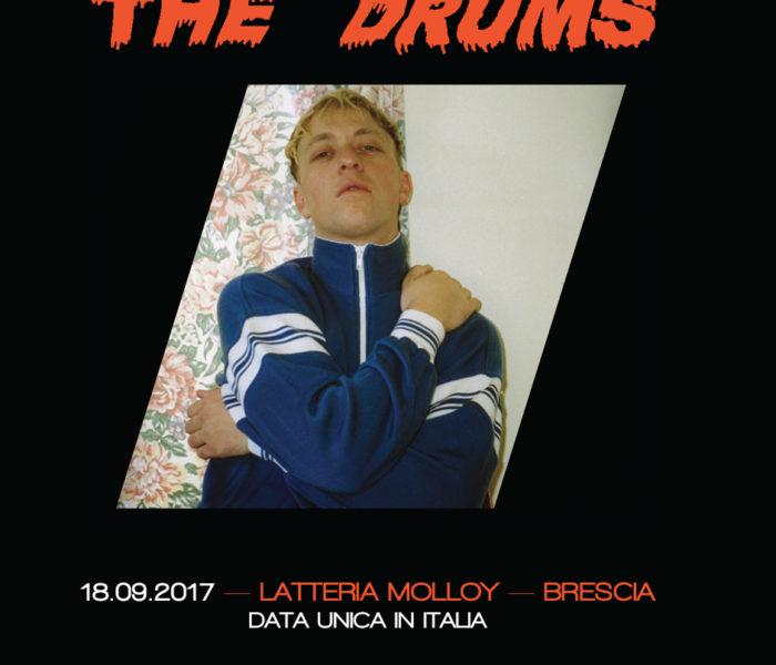 The Drums suoneranno a Brescia a settembre