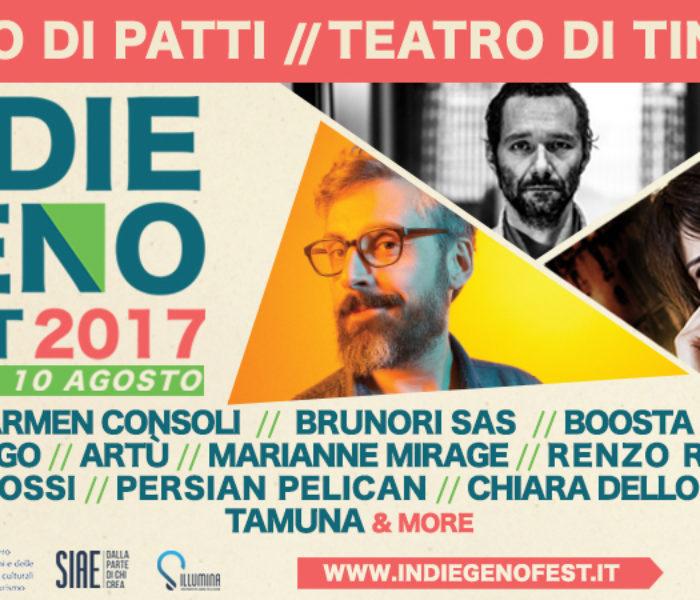 Indiegeno Fest 2017: il festival siciliano torna ad agosto