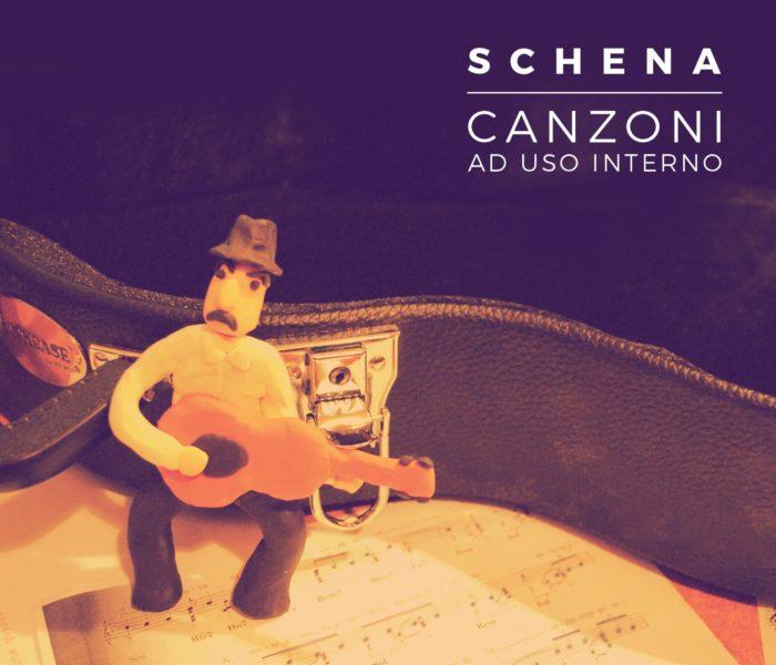 """Schena, """"Canzoni ad uso interno"""": la recensione"""
