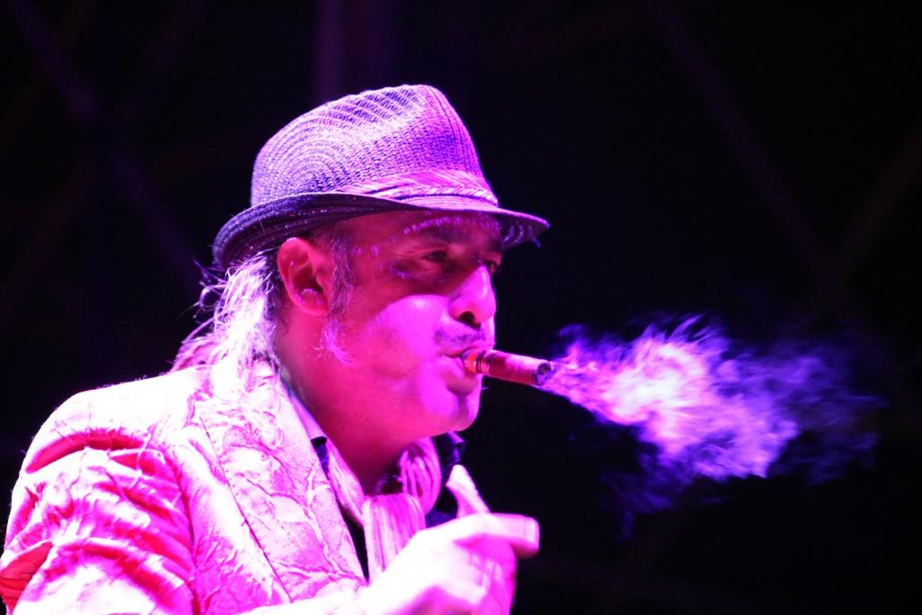 Tonino Carotone, Goa-Boa Festival 2017