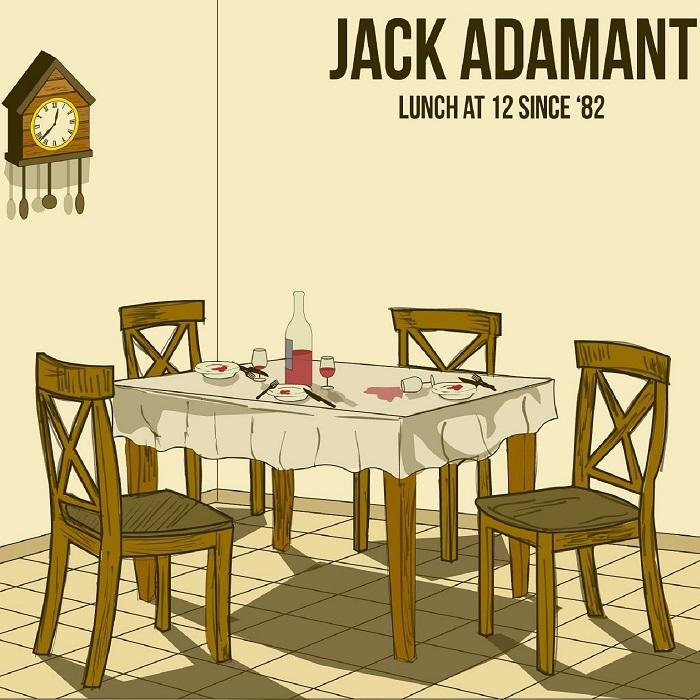 """Jack Adamant, """"Lunch at 12 since '82"""": la recensione"""