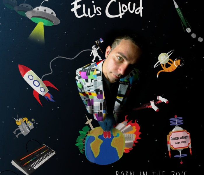 "Ellis Cloud, ""Born in The 20's"": la recensione"