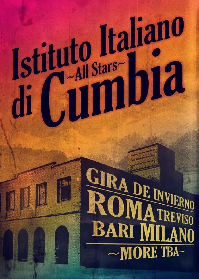 Istituto italiano di cumbia traks for Istituto italiano