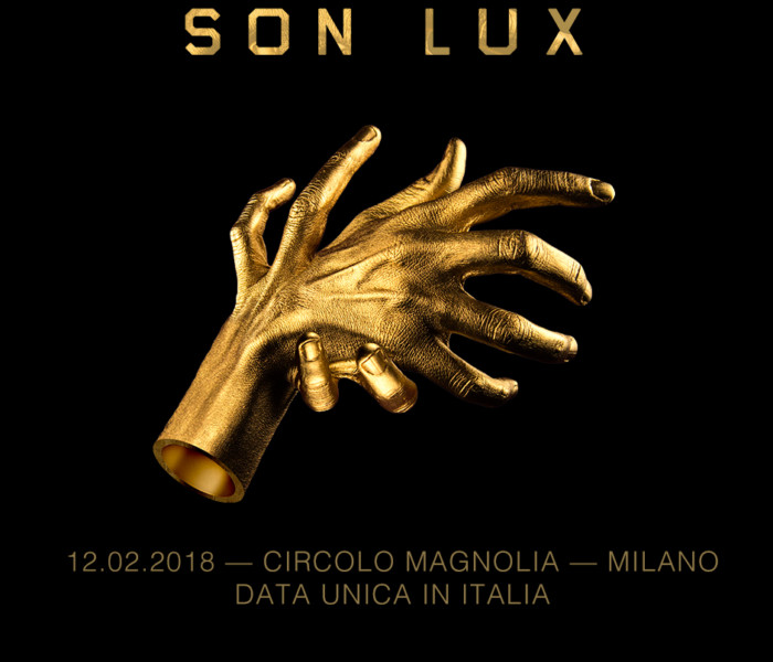 Son Lux: unica data italiana a febbraio