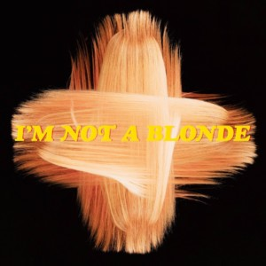 i'm not a blonde, the blonde album