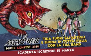 AREZZO WAVE contest 2018