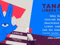 Tanaro Libera Tutti 2018: torna il festival gratuito ad Alba