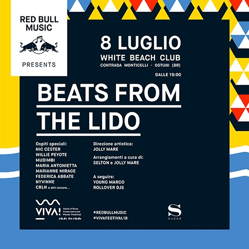beats from the lido