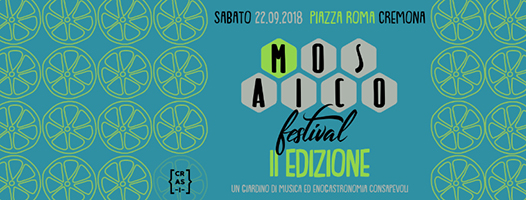 mosaico festival 2018