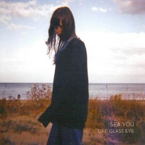 one glass eye