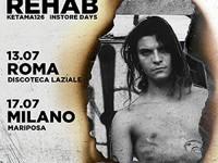 Ketama126: Instore Days a Roma e Milano