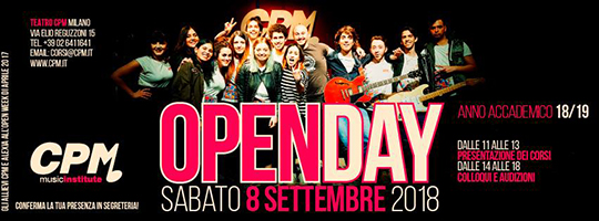 cpm open day
