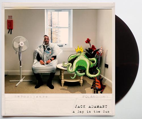 jack adamant, ar recordings