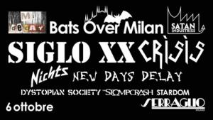 bats over milan