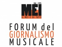 Forum del giornalismo musicale 2018: al MEI la terza edizione