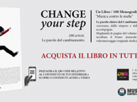 """""""Change your step 100 artisti"""", il libro di Musica Contro le Mafie"""