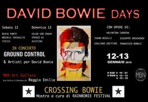 david bowie days