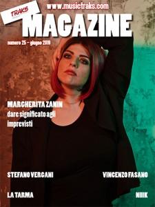 TRAKS MAGAZINE 025 COVER