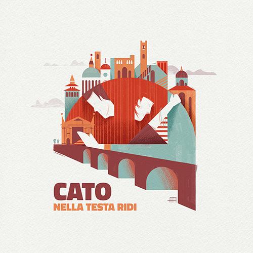 """Cato: """"Nella testa ridi"""" è il nuovo singolo"""