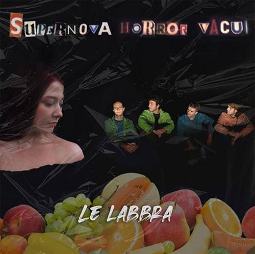 """Supernova Horror Vacui: """"Le labbra"""" è il nuovo video #trakoftheday"""