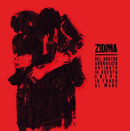 """ZiDima, """"Del nostro abbraccio ostinato in questa crepa in fondo al mare"""": recensione e streaming"""