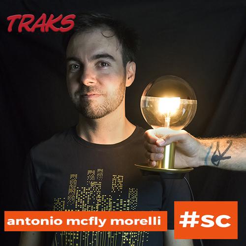 Antonio McFly Morelli: l'intervista #Senzacontesto