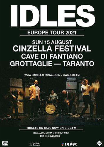 idles cinzella festival