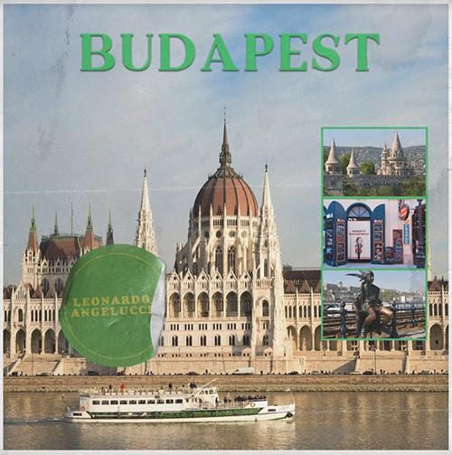 """Leonardo Angelucci: """"Budapest"""" è il nuovo singolo"""