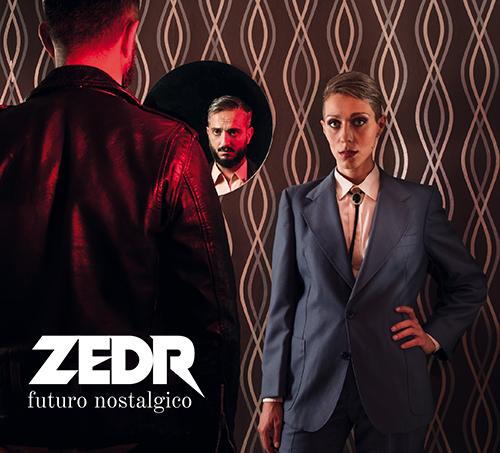 """Zedr, """"Futuro nostalgico"""": recensione e streaming"""
