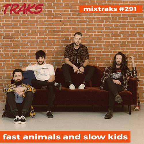 mixtraks 291 fast animals and slow kids