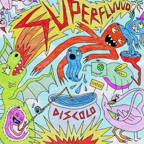 """Superfluuuo, """"Discolo"""": la recensione del nuovo album"""