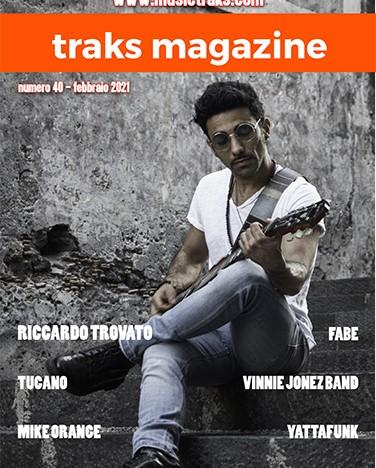 traks magazine 40: ecco il nuovo numero