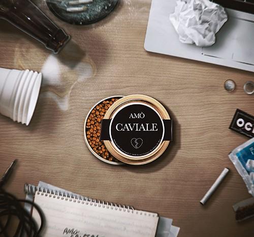 """Amò: """"Caviale"""" è il nuovo ep"""