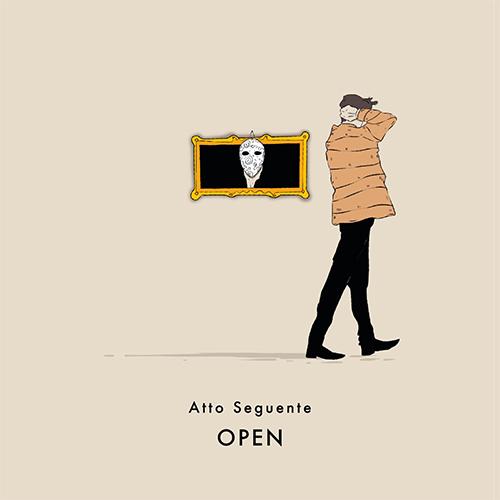 """Atto Seguente: """"Open"""" è il singolo di debutto"""