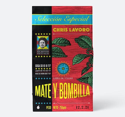 """chris lavoro: """"mate y bombilla"""" è il nuovo singolo"""