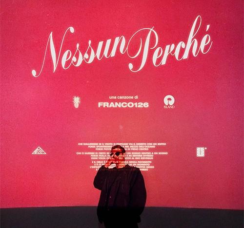 """franco126, """"Nessun perché"""" è il nuovo video"""