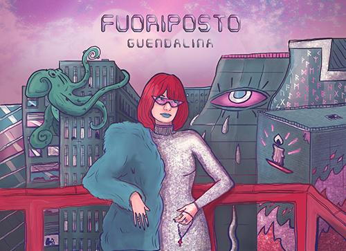 """Guendalina: """"Fuoriposto"""" è il nuovo singolo"""