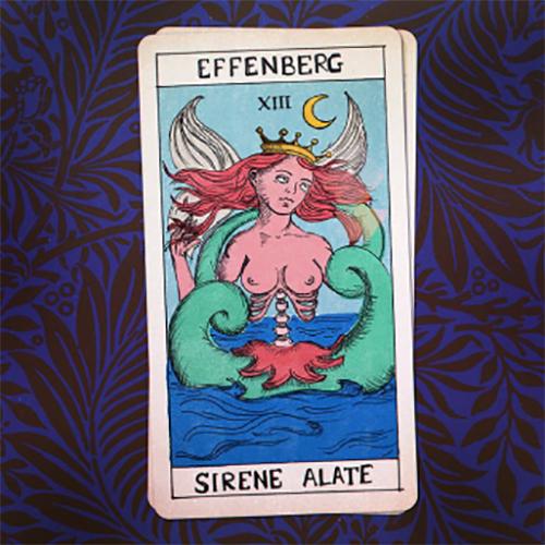"""Effenberg: """"Sirene alate"""" è il nuovo singolo"""
