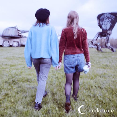 """Clairedemilune: """"Dietro le spalle"""" è il nuovo singolo"""