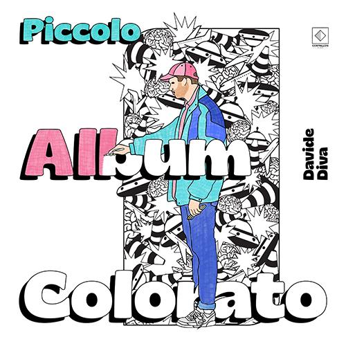 """Davide Diva, """"Piccolo Album Colorato"""": recensione e streaming"""